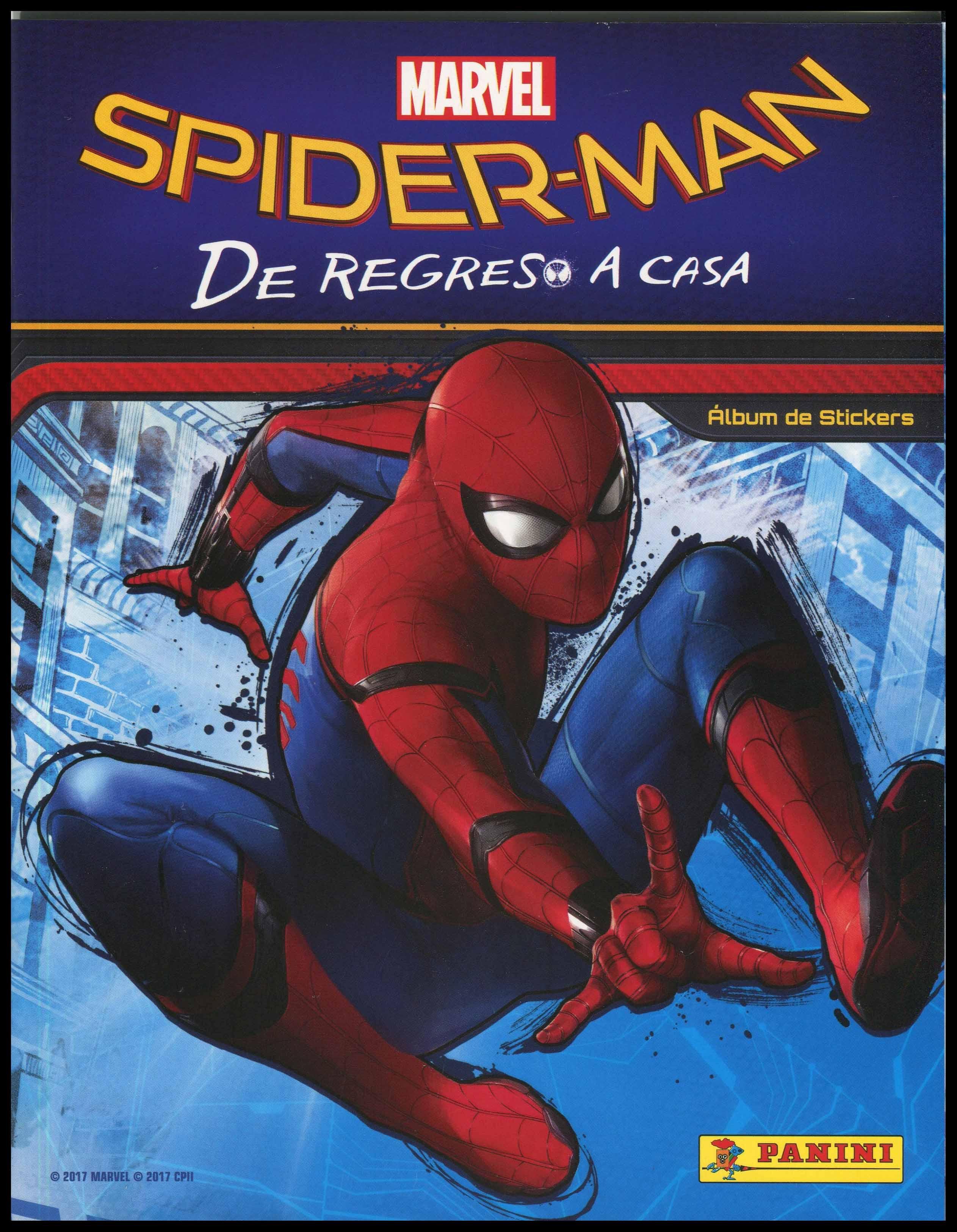 Spider-Man de Regreso a Casa