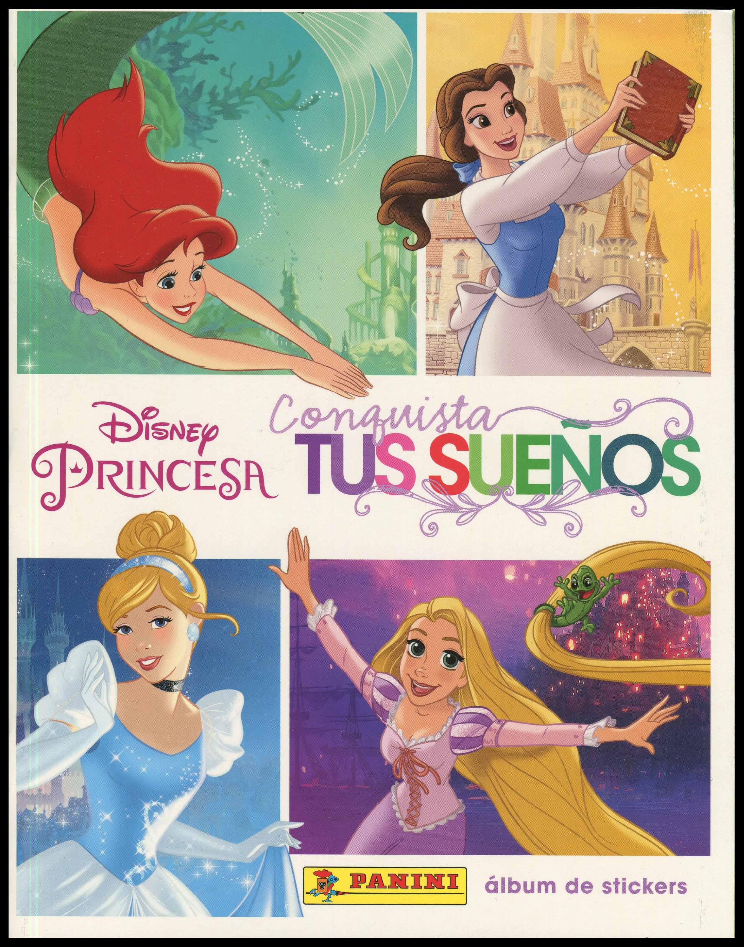 Disney Princesa - Conquista tus Sueños