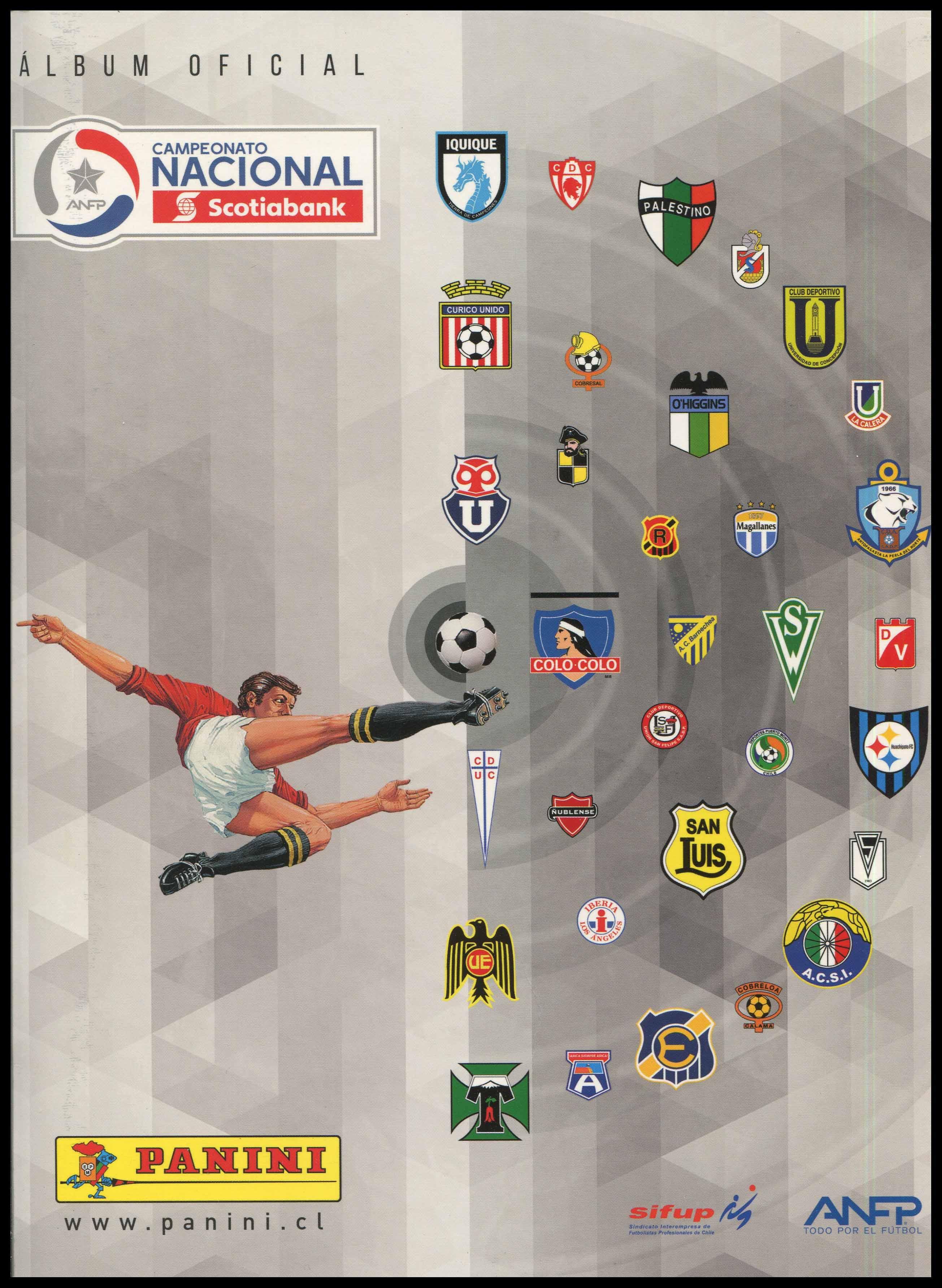 Campeonato Nacional Scotiabank 2017-2018